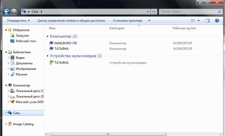 Настройка Wi-Fi точки доступа в Windows 7 - Советы пользователю компьютера